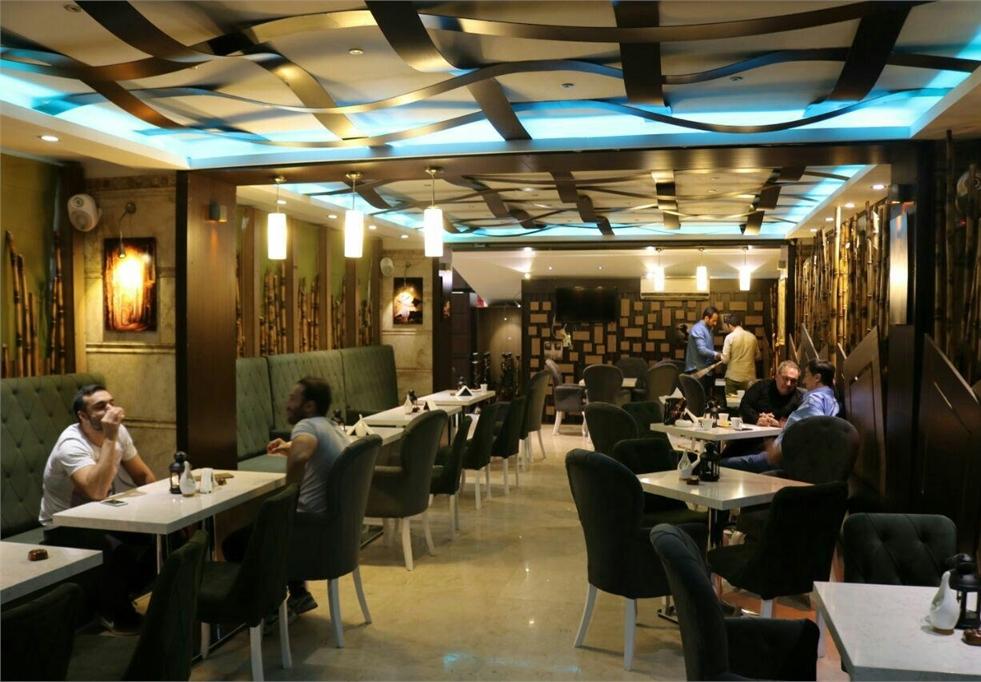 بهترین کافه های غرب تهران