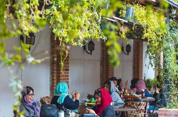 کافه دیاموند تهران