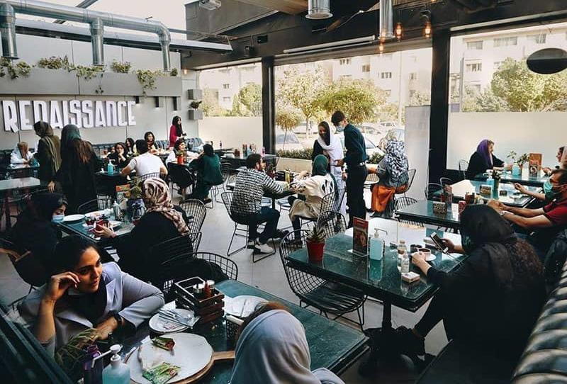 کافه های خوب تهران