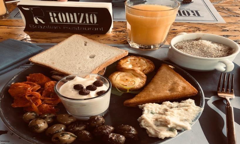 رستوران برزیلی رودیزیو