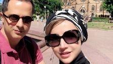 شبنم قلی خانی از منزلش در استرالیا رونمایی کرد! +تصاویر
