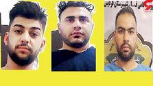 این 3 مرد را می شناسید؟ ؛ در دام آنها افتاده اید؟ +عکس چهره بازها