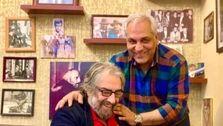 مهران مدیری در فیلم جدیدش+ عکس دیدنی