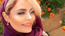 لباس عجیب سپیده خداوردی در یک برنامه تلویزیونی! +عکس جنجالی