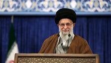 سخنرانی رهبر انقلاب در محفل انس با قرآن کریم آغاز شد