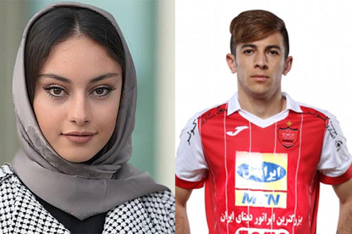فیلم لو رفته از رابطه ترلان پروانه و فرشاد احمدزاده