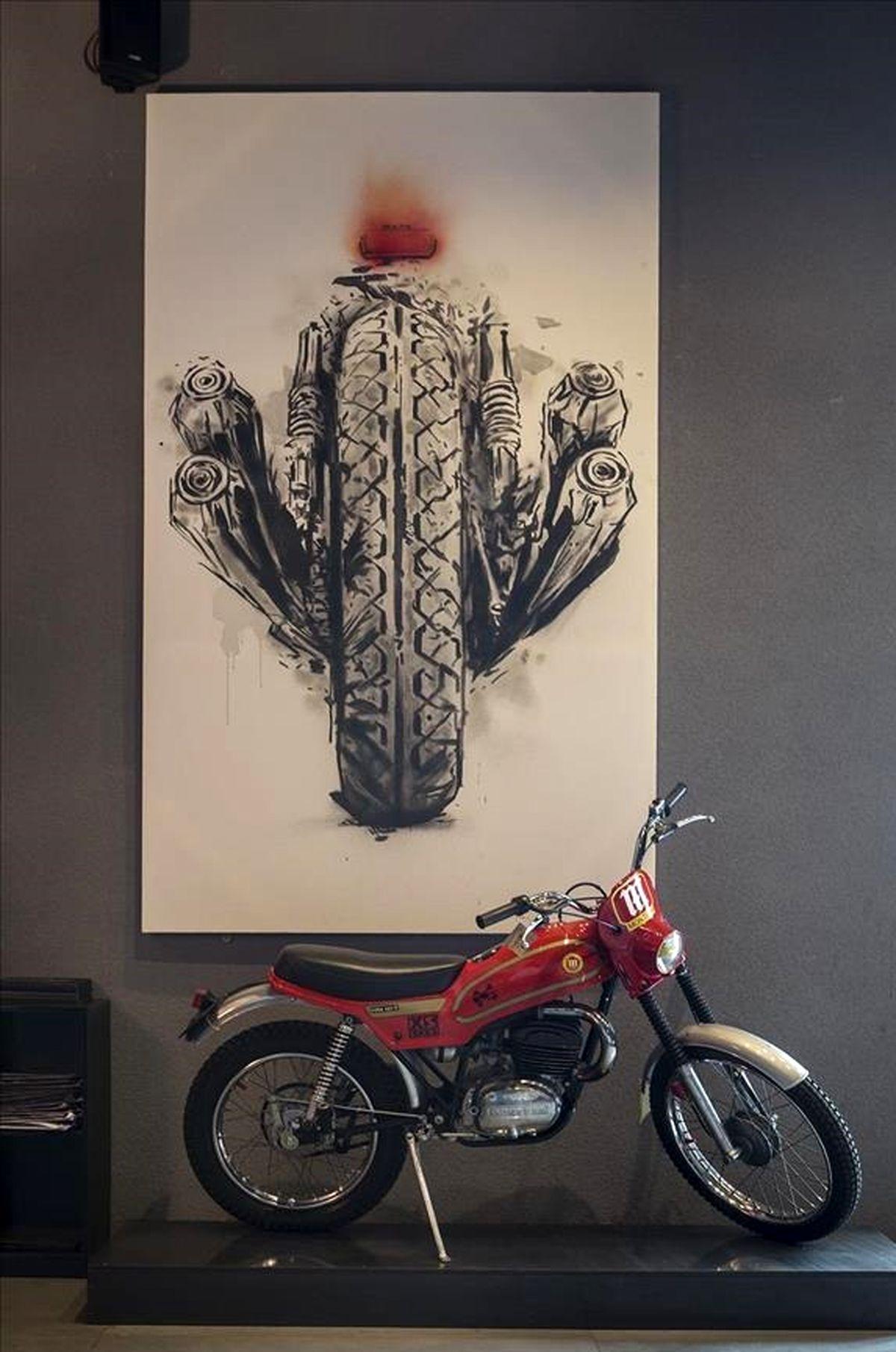 رستوران آرتوس؛ مکانی برای عاشقان موتورسواران