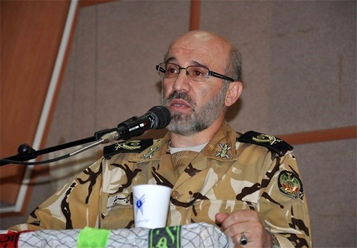 هشدار جدی مقام ارتش به دشمن
