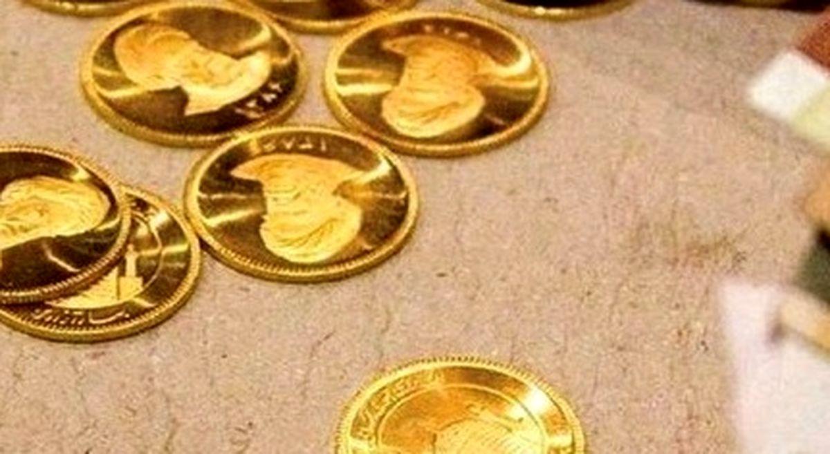 اتفاق عجیب در قیمت سکه