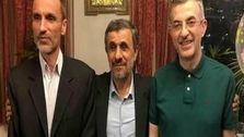 ادعای یکی از نزدیکان احمدینژاد: مشایی و بقایی عفو خوردند