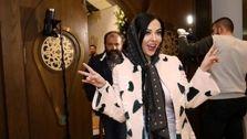 جنجال جدید لیلا اوتادی در فضای مجازی