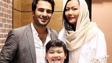 یوسف تیموری| تصاویر و بیوگرافی یوسف تیموری و همسرش