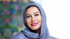 جنجالیشدن حجاب فریبا نادری د ر کربلا | فیلم فریبا نادری