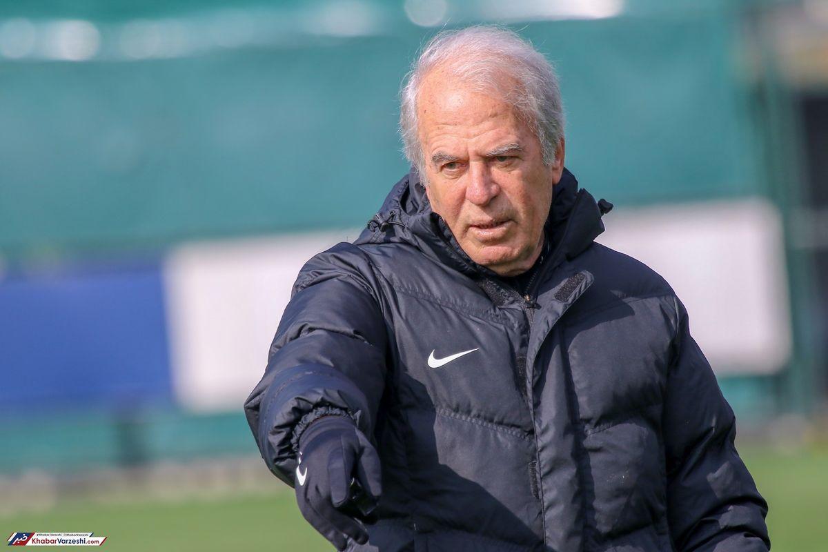 دوست داشتم مربی تیم ملی ایران شوم!