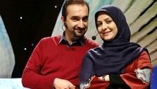 فیلم دیده نشده از نیما کرمی در کنار همسرش