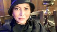 عکس جدید فریبا نادری در شب تولد دوستش