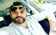 عکس جنجالی شهرام قائدی در کنار دو بازیگر زن +تصاویر لو رفته