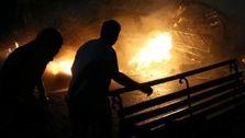انفجار کوره در فولاد یزد 9 زخمی برجا گذاشت