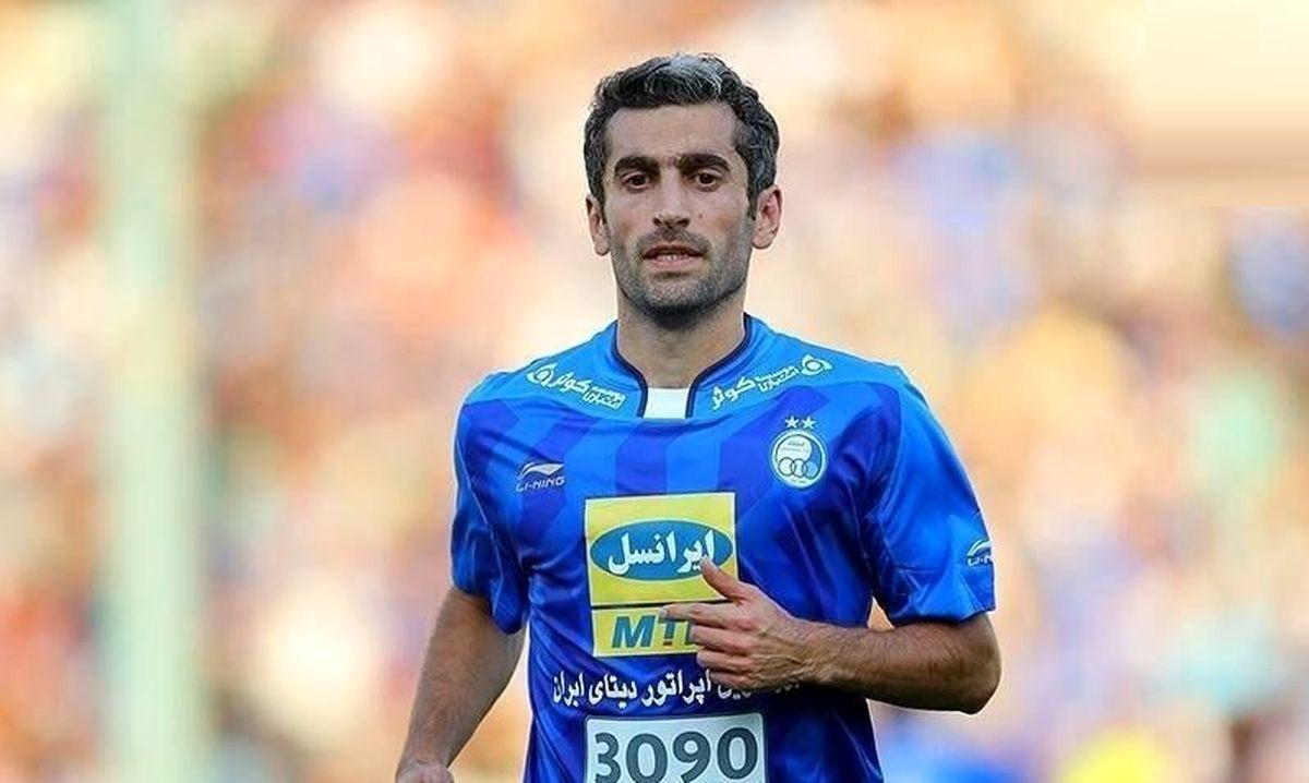 مجتبی جباری مهندس اورجینال فوتبال بود