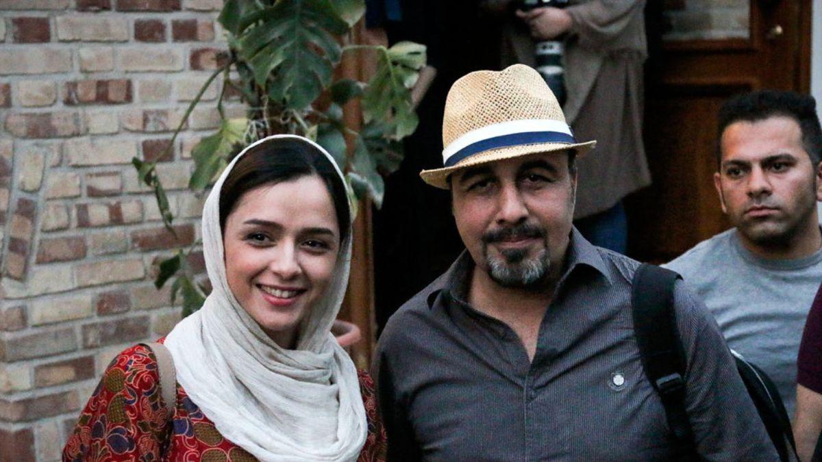 رضا عطاران از همسرش رونمایی کرد +عکس دونفره