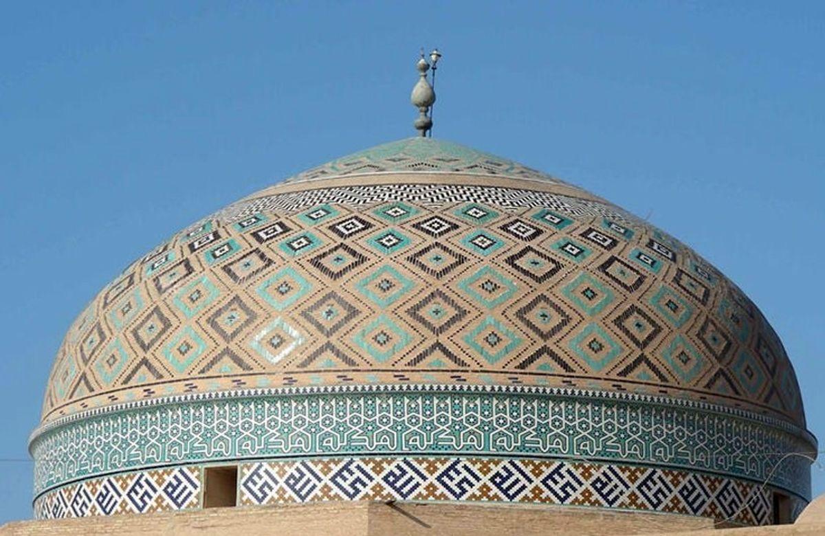 جاهای دیدنی یزد؛ مسجد جامع یزد