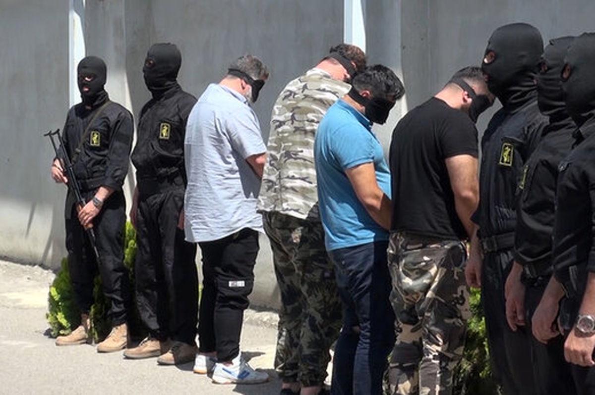 در این شهر 1200 نفر اراذل و اوباش بازداشت شدند