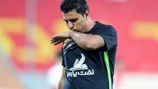 رضا کرمانشاهی از تمامی فعالیت های فوتبالی محروم شد