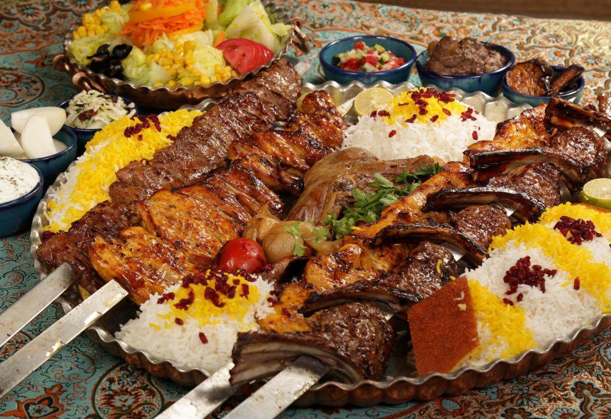 بهترین رستوران های غرب تهران یکی از جاذبه های این منطقه