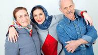 شغل پدر و مادر سحر دولتشاهی لو رفت! +تصاویر