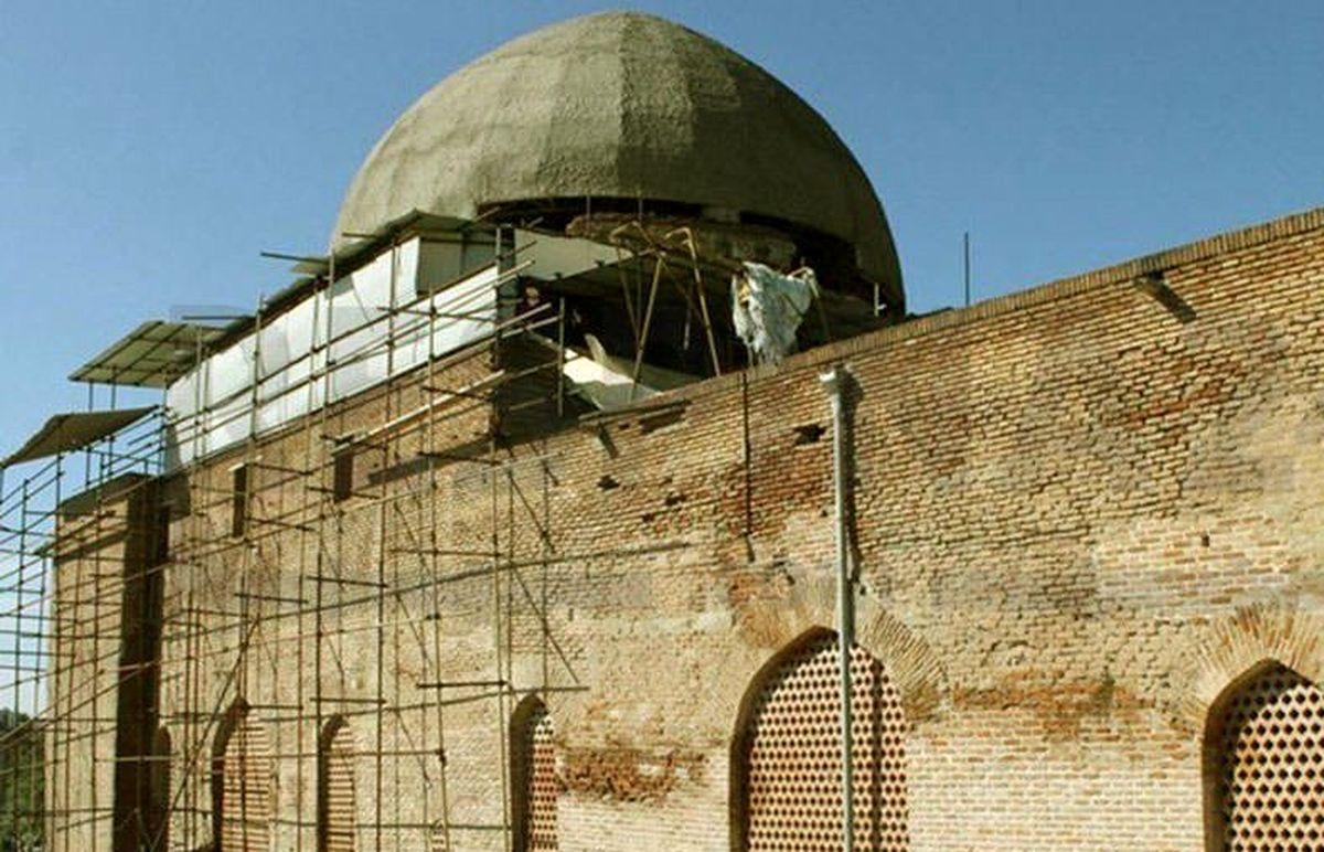 جاهای دیدنی اردبیل؛ جمعه مسجد