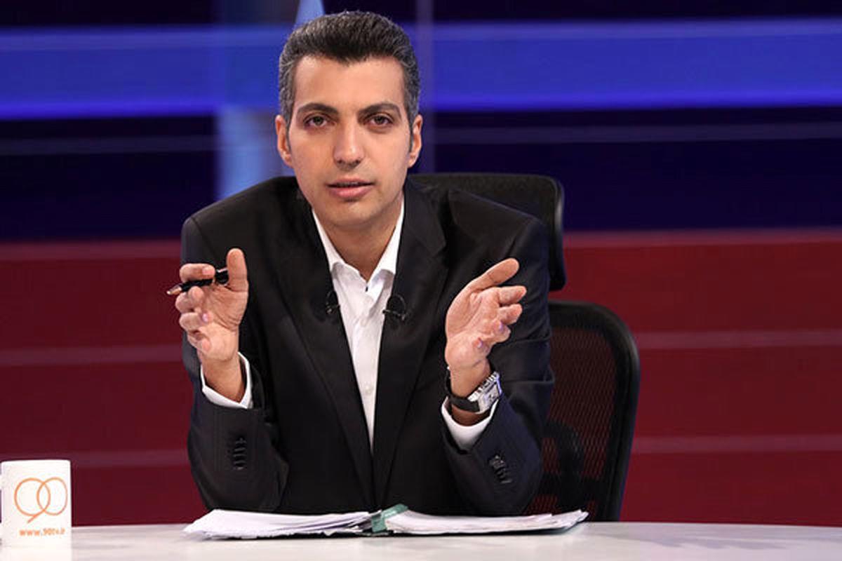 حال دوست عادل فردوسی پور خوب نیست! +عکس